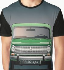 Michael's Green LADA 1200 S / VAZ-2101 Graphic T-Shirt
