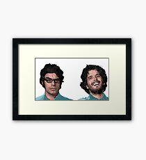 Conchords Framed Print