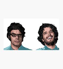 Conchords Photographic Print