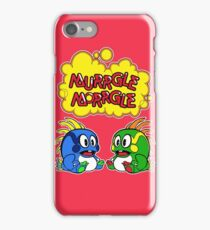 Murrgle Morrgle  iPhone Case/Skin