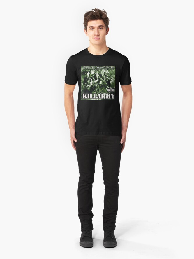 Alternative Ansicht von Killarmy Slim Fit T-Shirt