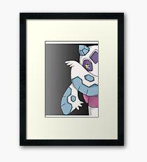 Froslass Framed Print