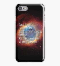 Ivanova is always right iPhone Case/Skin