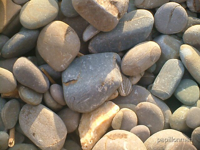 pebbles by papillonman