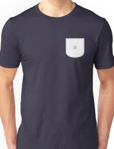 Pocket.jpg Unisex T-Shirt