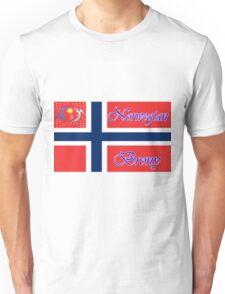 Norwegian brony Unisex T-Shirt