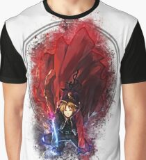 Full Metal Alchemist  Graphic T-Shirt