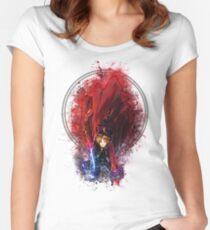Full Metal Alchemist  Women's Fitted Scoop T-Shirt