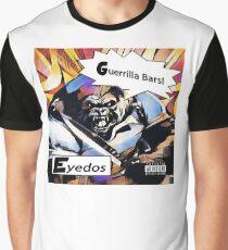 Eyedos - Guerrilla Bars album cover art Graphic T-Shirt