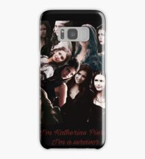 Katherine pierce  Samsung Galaxy Case/Skin