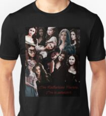 Katherine pierce  Unisex T-Shirt