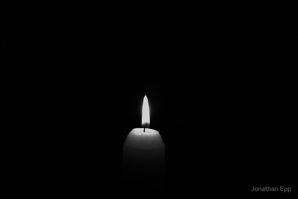 Eternal flame by Jonathan Epp
