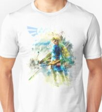 Link - Breath Of The Wild Unisex T-Shirt