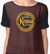 Kodak Women's Chiffon Top