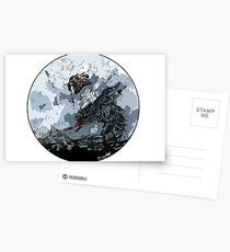 Skyrim Postcards