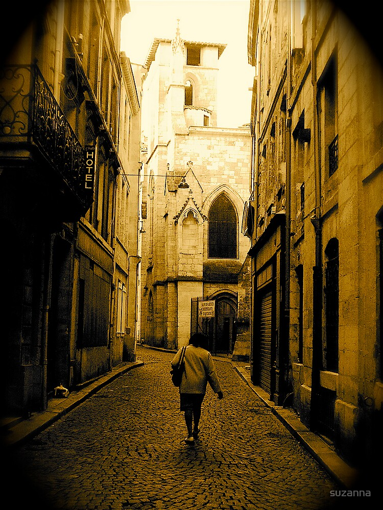 Walking Away by suzanna