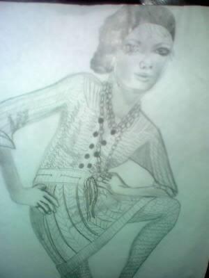 Macy's Model by toygirl