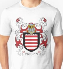 Crispin Coat of Arms Unisex T-Shirt