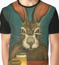 Bunny Hops Graphic T-Shirt