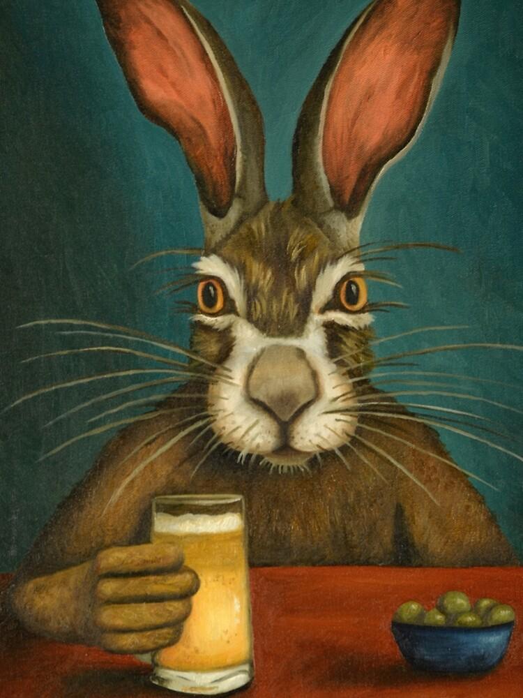 Bunny Hops by LeahSaulnier