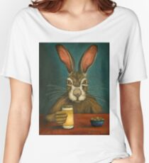 Bunny Hops Women's Relaxed Fit T-Shirt