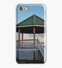 Gazebo At The Beach  iPhone Case/Skin