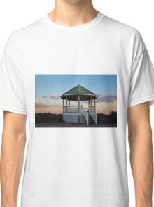 Gazebo At The Beach  Classic T-Shirt
