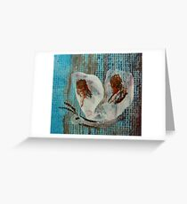 Butterfly. Impressionism Greeting Card