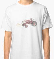 International Havester Farmall cub and loader Classic T-Shirt