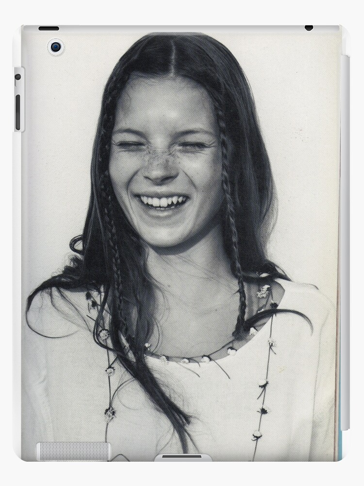 Teen Kate Moss by welovevintage
