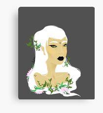 Swamp girl 11 Canvas Print