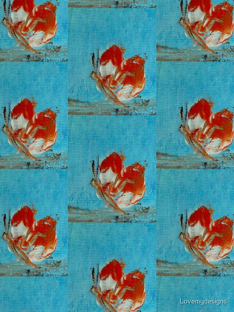 Orange butterfly by Lovemydesigns