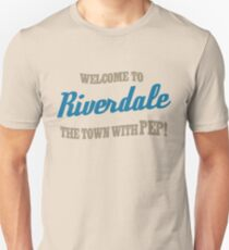 Welcome to Riverdale - 2 Unisex T-Shirt