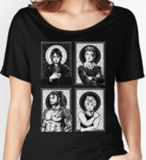 The King and Sword-Sworn Women's Relaxed Fit T-Shirt