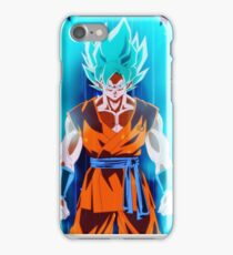Goku SSJGSSJ iPhone Case/Skin