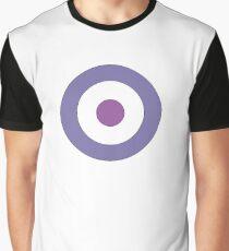 Hawkguy Target Graphic T-Shirt