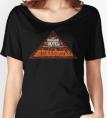 The Overlook Hotel Women's Relaxed Fit T-Shirt