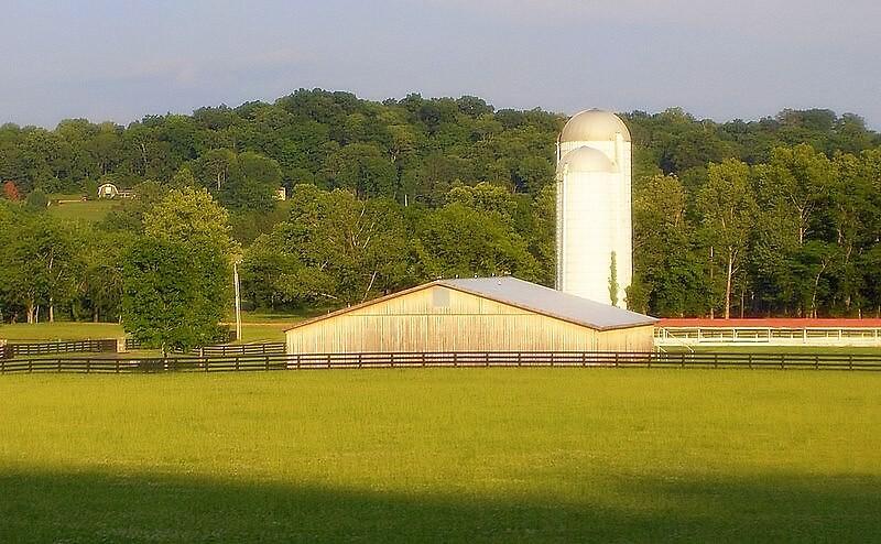 Tennessee Barn by garain