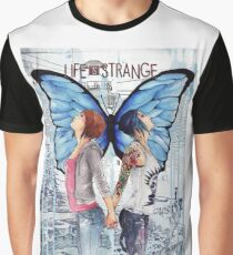 Life Is Strange - Max and Chloe Graphic T-Shirt