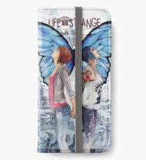 Life Is Strange - Max and Chloe iPhone Wallet/Case/Skin