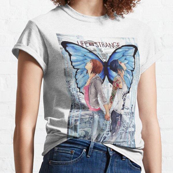 La vie est étrange - Max et Chloe T-shirt classique