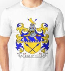 Cropper Coat of Arms Unisex T-Shirt