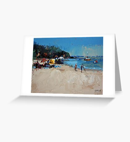 Summer's Day  Greeting Card