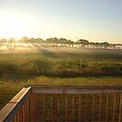 Sunrise Mist by claidissa