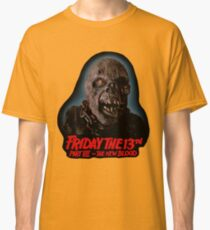 Jason Voorhees Friday the 13th Part 7 Classic T-Shirt