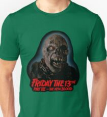 Jason Voorhees Friday the 13th Part 7 Unisex T-Shirt