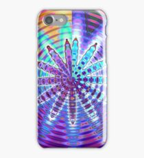 Abstract amazing circle iPhone Case/Skin