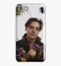 Cole Sprouse Flowers 2 iPhone Case/Skin