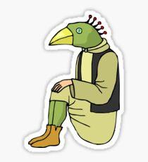 Lonely Bird Sticker