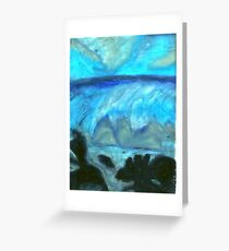 Waterscape Greeting Card